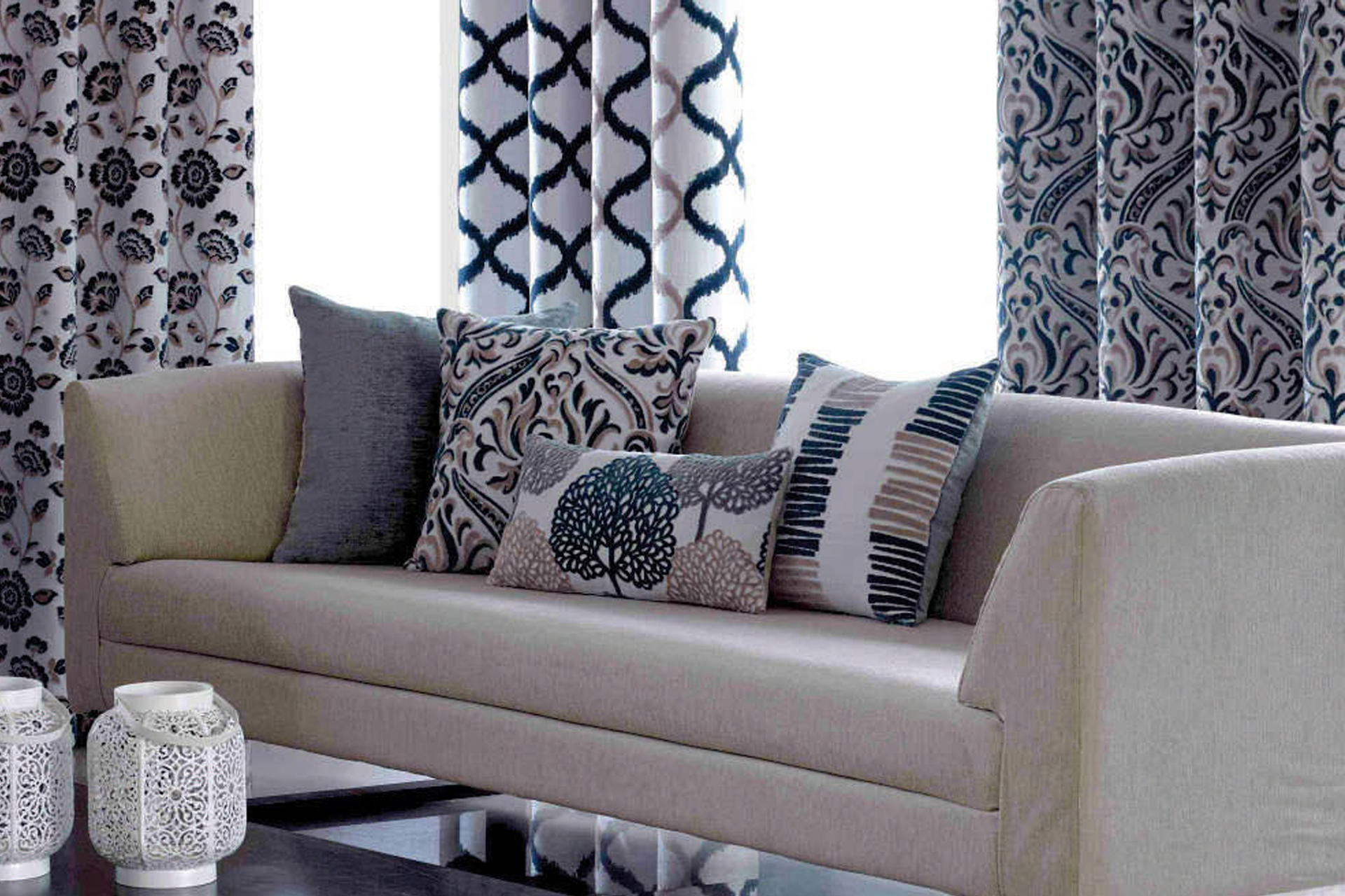 About Us Chennai Based Kapoors Furnishing Fabrics